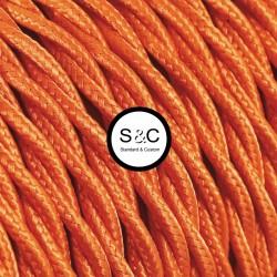 Textus - Treccia Seta Arancio
